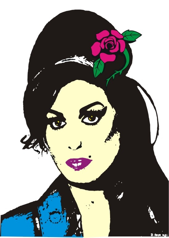 Amy Winehouse por bobbydar01@gmail.com
